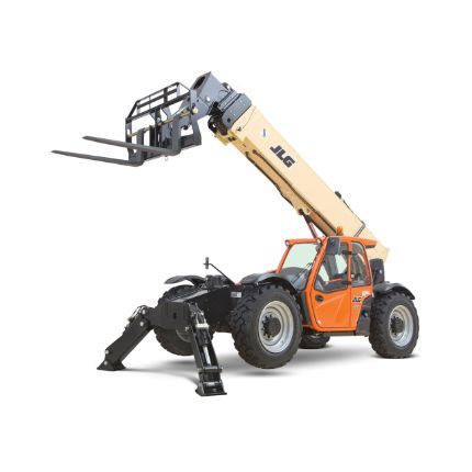 10,000 lb. 4WD Reach Forklift