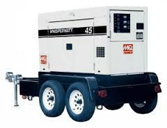 100 KW Towable Generator