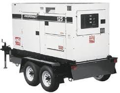 20 KW Towable Generator