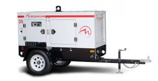 60 KW Towable Generator