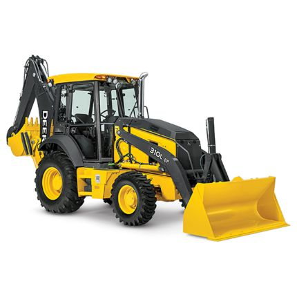 10-59 HP Backhoe Loader