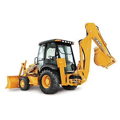 105+ HP Backhoe Loader