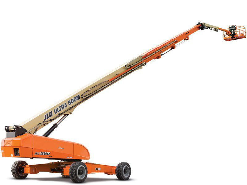135 Ft. Telescopic Boom Lift