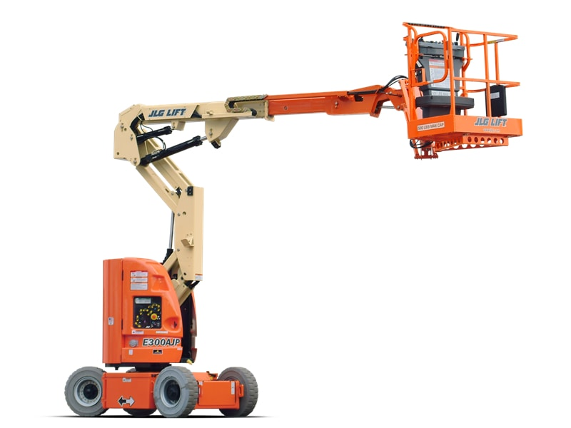 30 Ft. Articulating Boom Lift