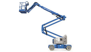34 Ft. Articulating Boom Lift