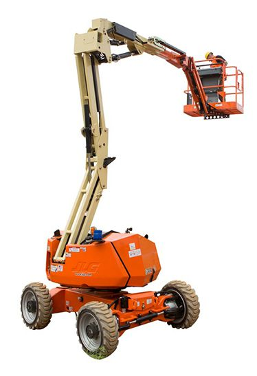 40 Ft. Articulating Boom Lift