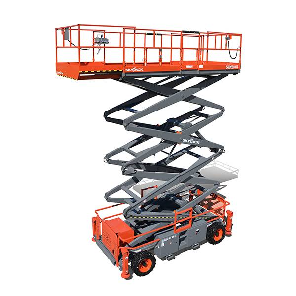 50 Ft Rough Terrain Scissor Lift