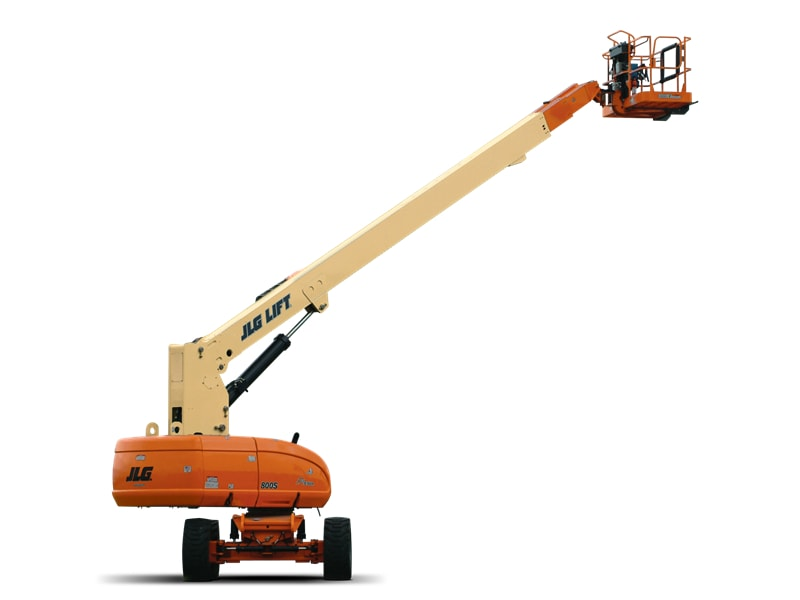 60 Ft. Telescopic Boom Lift