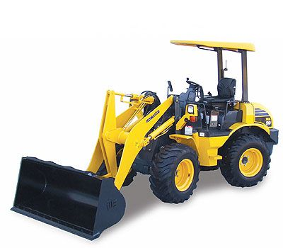 91-105 HP Backhoe Loader